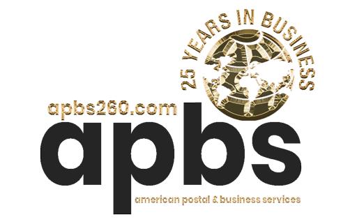 APBS Gold Logo 25 year anniversary